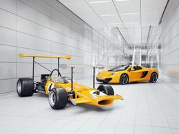 McLaren prépare ses 50 ans