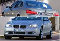 Future BMW Série 5: premières idées