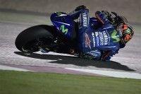 MotoGP Tests Qatar J1 : Viñales comme un rouleau compresseur
