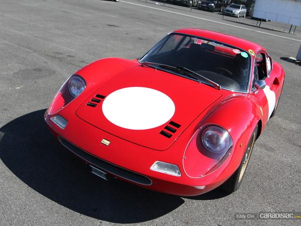 Photos du jour : Dino 246 GT (Sport & Collection)