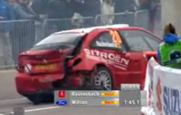 WRC : le rallye de Monte-Carlo en vidéos