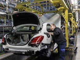 Mercedes poursuivra ses investissements en Russie malgré la crise