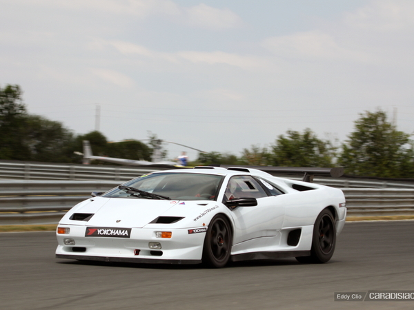 Photos du jour : Lamborghini Diablo SVR (Sport & Collection)