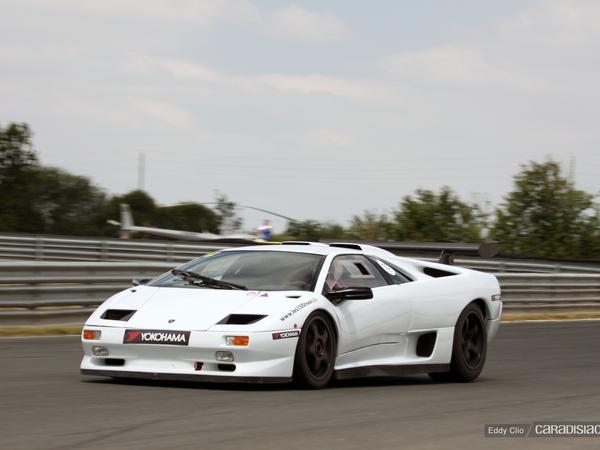 Photos du jour : Lamborghini Diablo SVR (Sport & Collection)