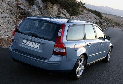 Volvo V50 : la nouvelle génération de break suédois