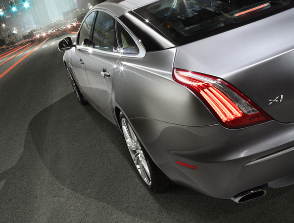 Nouvelle Jaguar XJ : toutes les photos et vidéos