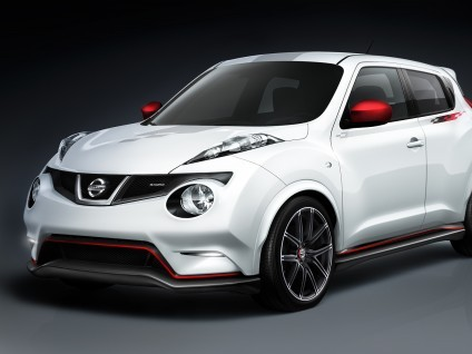 Nissan Juke Nismo: toujours plus fort