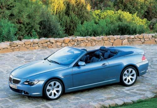 BMW 645 Ci : un diamant à l'état pur
