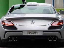 Mercedes SLS Fab Design, définitivement moche