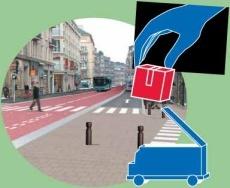 Rouen : Journée nationale des Transports de Marchandises en Ville. Développement durable toute !