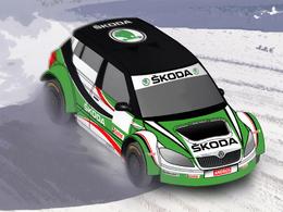 Trophée Andros: Skoda avec Oreca