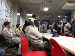 Grèves chez PSA Aulnay : le ton monte, la direction porte plainte
