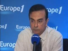 """Point info de 15h : Carlos Ghosn """"la voiture électrique pour garder de l'emploi en France"""""""