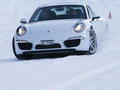 Prise en mains sur la neige - Porsche 911 Carrera 4 et 4S : Holiday on ice