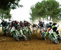 Pascal Leuret fait son retour en motocross