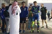 MotoGP Tests Qatar J3 : Rossi ne se fait aucune illusion