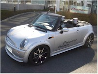 Mini Roadster by Pioneer