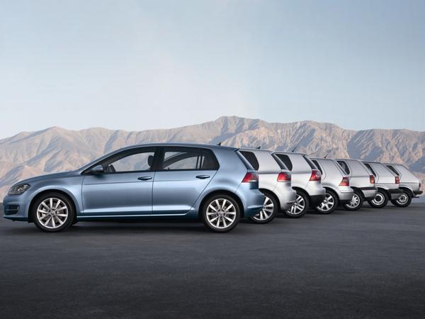 VW Golf 7 : déjà plus de 100.000 commandes