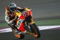 MotoGP Tests Qatar J3 : Cinq chutes en trois jours pour Márquez