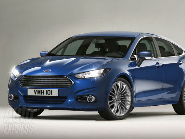 Prochaine Ford Mondeo: Auto Express la voit ainsi