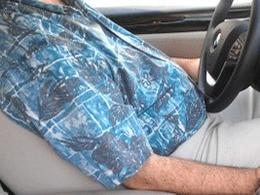 Les conducteurs obèses ont plus de risque de mourir lors des accidents