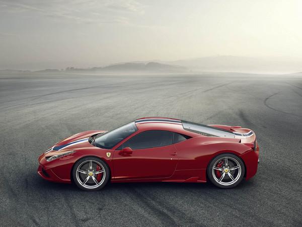 Future Ferrari 458: avec un V8 turbo