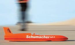 Nouveau record du monde de vitesse : 259 km/h pour Schumacher Mi3