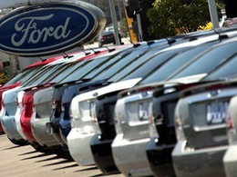 Ford pourrait lancer la production de ses véhicules électriques en Chine