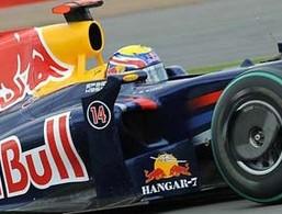 F1 - GP Allemagne Essais Libres 1 : Webber devant