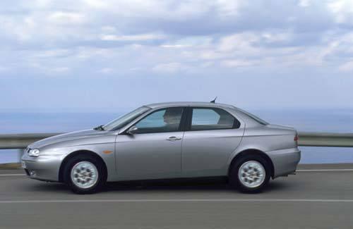 Alfa Romeo 156 : moteurs gonflés