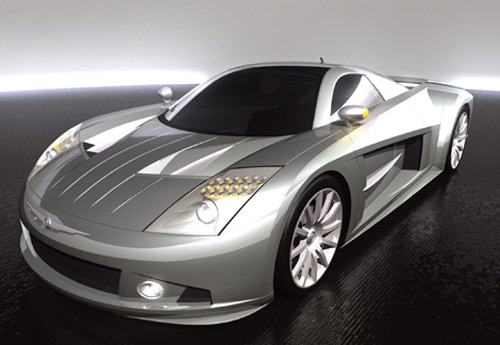 Chrysler ME 412 : un monstre !