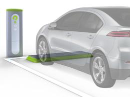 Mitsubishi souhaite développer les systèmes de recharge sans fil