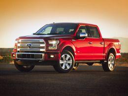 Salons de l'auto US - Detroit n'est pas mort, ses pick-up bougent encore