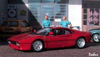 Miniature : 1/43ème - FERRARI 288 GTO