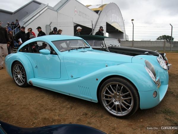 Photos du jour : Morgan Aeromax (Le Mans Classic)