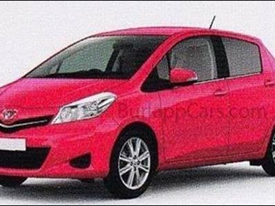 Prochaine Toyota Yaris : c'est elle