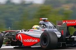 F1 - GP Allemagne Essais Libres 2 : la surprise Hamilton