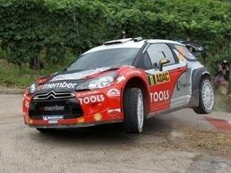 Le 11ème Rallye de France de Petter Solberg