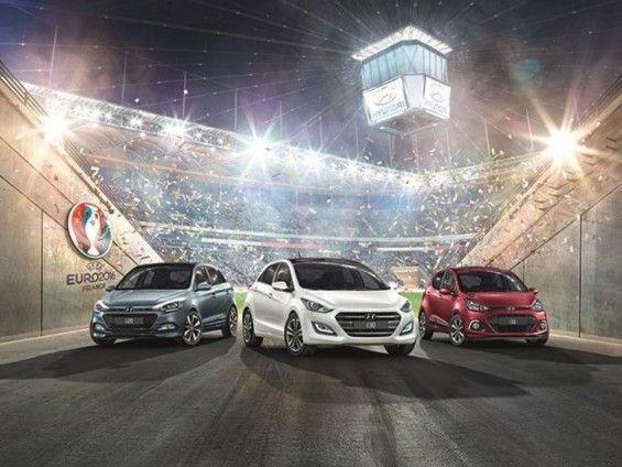 """Hyundai annonce des séries spéciales """"Euro 2016"""""""