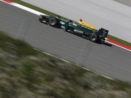 Début des essais GP2 à Jerez
