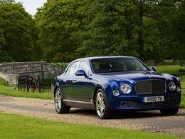 Salon de Genève 2013 - La Bentley Mulsanne évolue...ra
