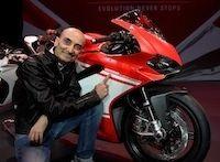 Claudio Domenicali, CEO de Ducati Motor Holding : « La solide croissance démontre à nouveau l'efficacité de notre stratégie »