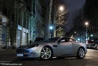 Photos du jour : Aston Martin Vanquish