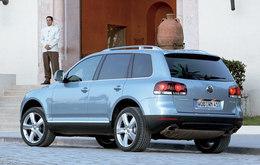 Rappel pour le Volkswagen Touareg aux Etats-Unis