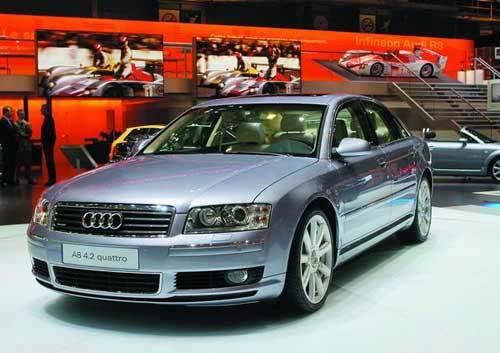 Audi A8 Quattro W12 Pack Avus Tiptronic - 110 770 € : 726 000 F