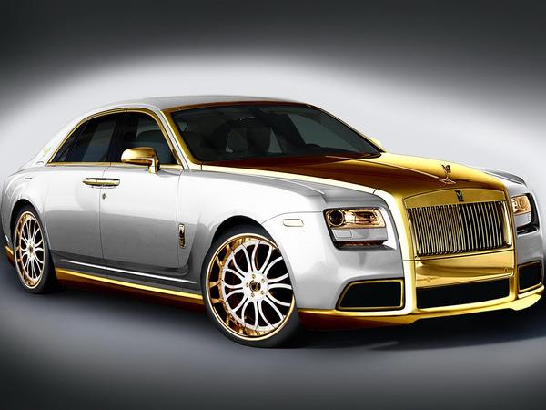 Rolls-Royce Ghost par Fenice Milano : finalement, c'était sobre une Mansory