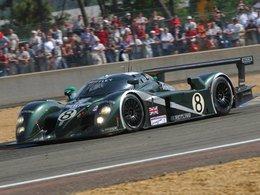 Bentley bientôt de retour à la compétition...