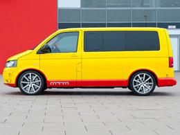 MTM colle 473 chevaux dans le VW T5
