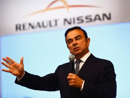 Carlos Ghosn vise le top 3 mondial pour l'alliance Renault-Nissan