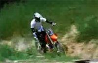 Vidéo moto : vite rangé!